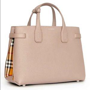 Burberry Medium Leather Bag